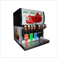 9 Flavour Soda Machine