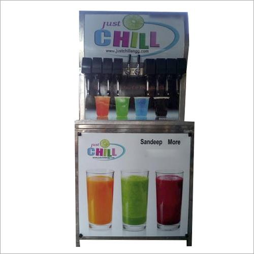 10 Flavour Soda Machine
