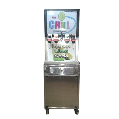 5 Flavour Soda Machine