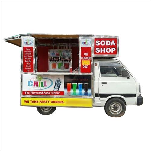 Mobile Soda Machine in Maruti Omni