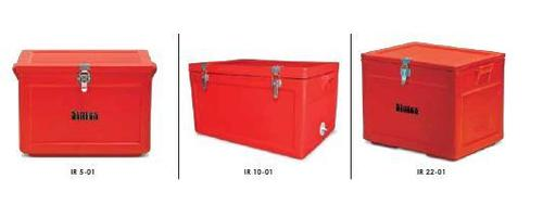 Insulated Crate