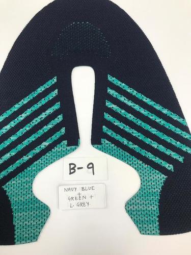 Knitting Shoe Upper
