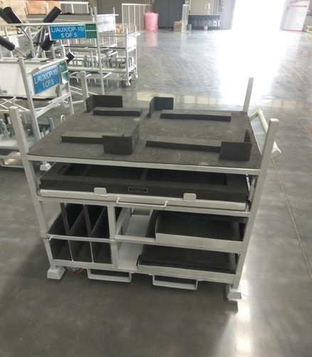 Industrial Customized Storage Pallets Trolley
