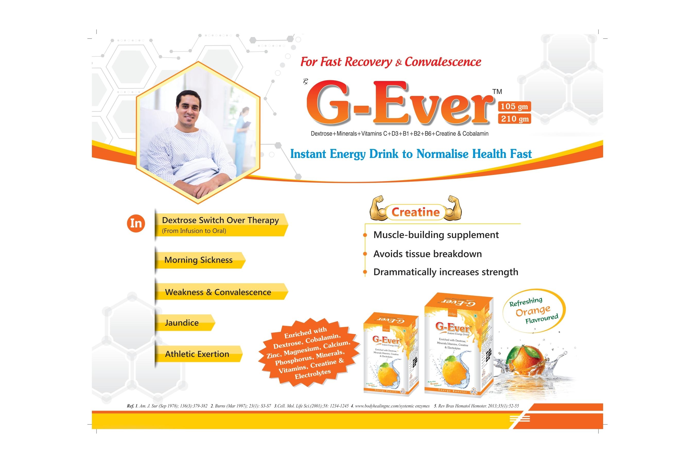 G Ever Glucose Powder