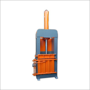 Cotton Waste Baling Press