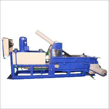 Aluminum Scrap Baling Machine