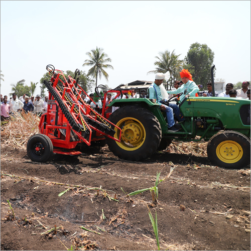 Agricultural Harvesting Machine