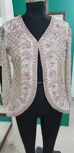Handwork Embroidered Jacket