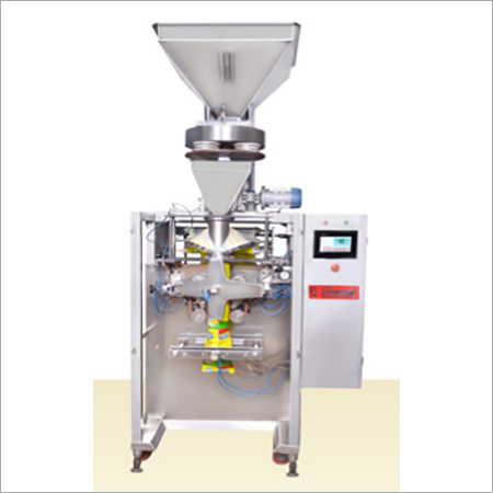 Fully Automatic PLC Controlled Vertical Form Fill Seal (VFFS) Machine