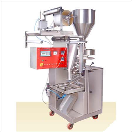 Semi Pneumatic Machine
