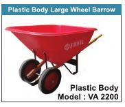 Plastic Body Large Wheel Barrow