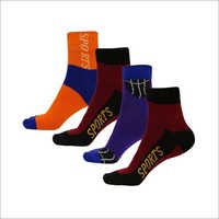 Cotton Athletic Socks