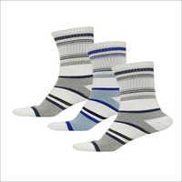 Mens Crew Length Socks