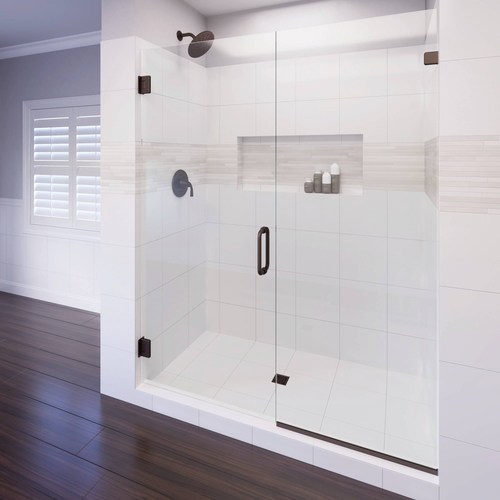 DUO 180 DEGREE SHOWER ENCLOSURE
