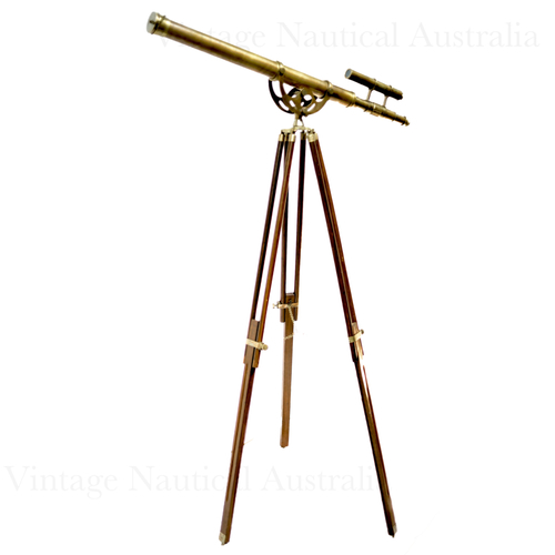 Telescope  Double Barrel (Tripod Stand)