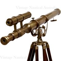 Telescope  Double Barrel (Tripod Stand)