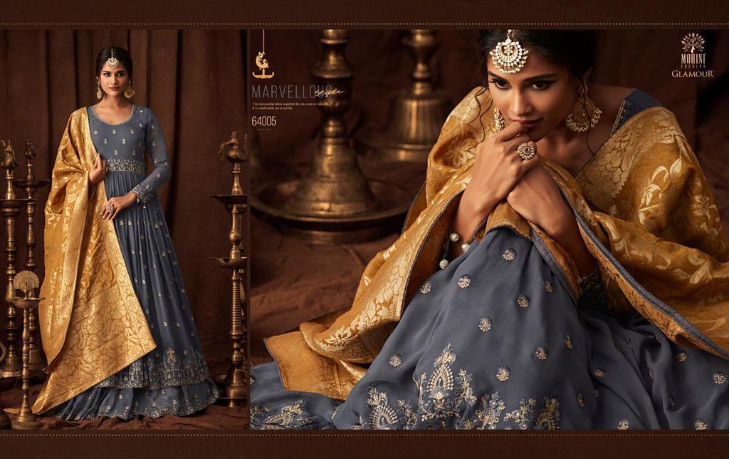 Pakistani New Designer Anarkali Suits