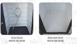Portable Toilet Urinal Block