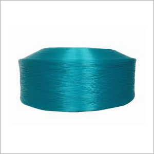 Multifilament Blue Yarn