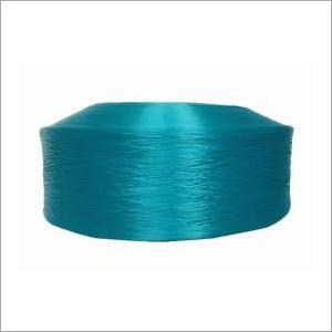 Multifilament Blue Yarn