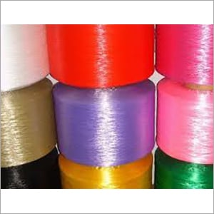 Multicolor PP Multifilament Yarn