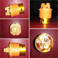Plastic Lamp Holder Body