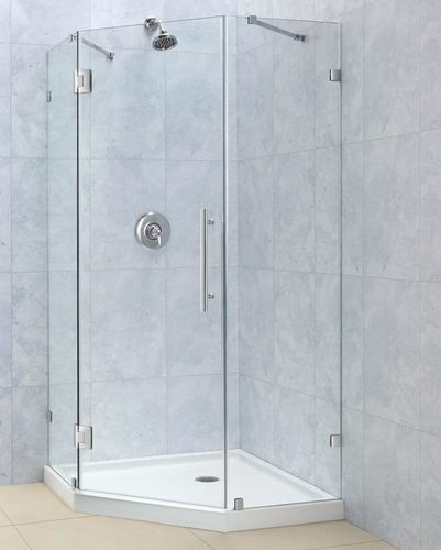 TRIO 135 DEGREE SHOWER ENCLOSURE