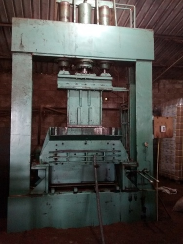 Coco Peat Making Machine