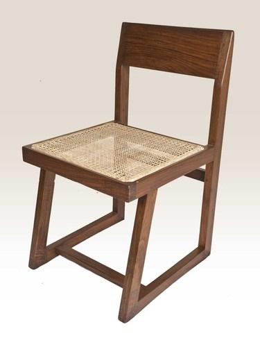 Handmade Pierre Jeanneret Small Box Chair Replica