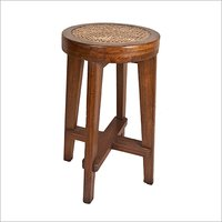 Pierre Jeanneret Stool Replica