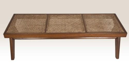 Pierre Jeanneret Bench Replica