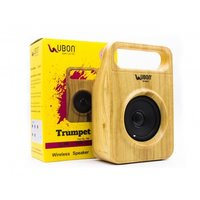 UBON SP-6510 Wooden Wireless Speaker