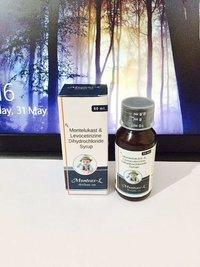 Montelukast Sodium 4 mg + Levocetirizine 2.5 mg