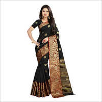 Ladies Designer Cotton Saree