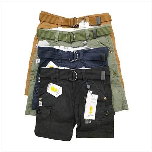 Girls Cargo Shorts