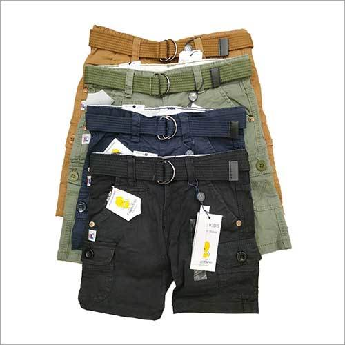 Girls Cargo Shorts