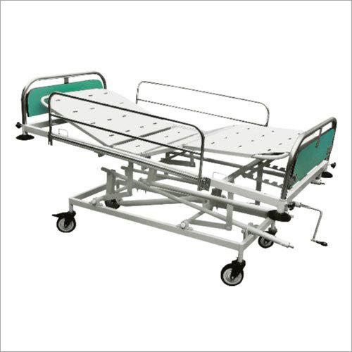 Hi-Low ICCU Bed Manual Deluxe
