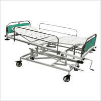 Hi-Low ICU Bed Manual Deluxe