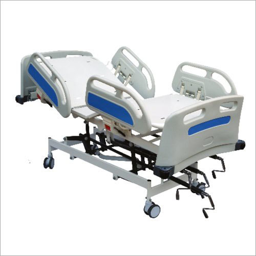 Super Royal Manual Hi-Low ICU Bed