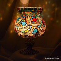 Handicraft Decor Glass Candle Holder
