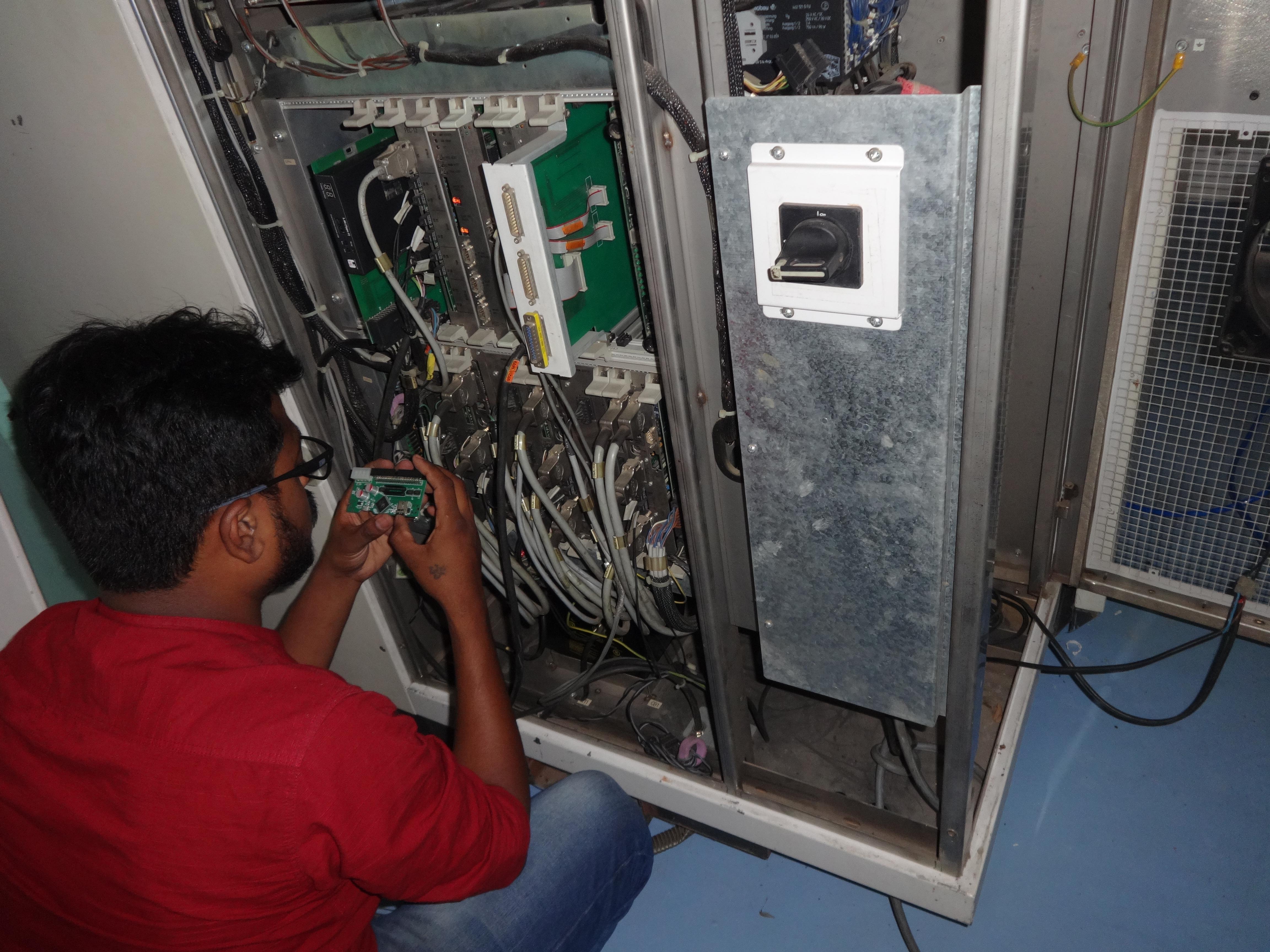 AGIE WIRE EDM / EDM MACHINE REPAIR SERVICE