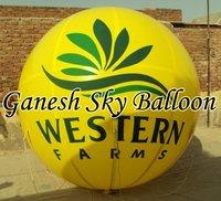 School Advertising Balloons