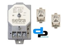 Setra Model 265 Differential Pressure Transducer Range 0- 10 Inch