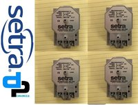 Setra Model 265 Differential Pressure Transducer Range 0- 10 Inch