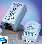 Setra Model 265 Differential Pressure Transducer Range 0- 2.5 Inch