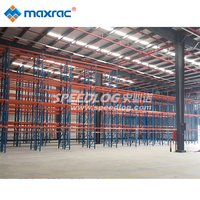 Heavy Duty Warehouse Storage Racking System