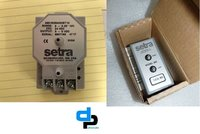 Setra Model 265 Differential Pressure Transducer Range 0- 50 Pac