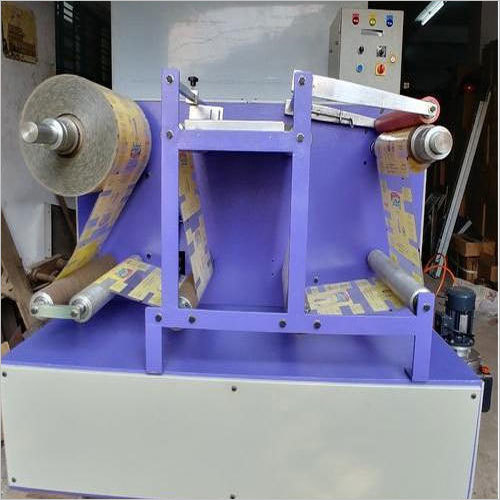 Packing Film Winding Machine