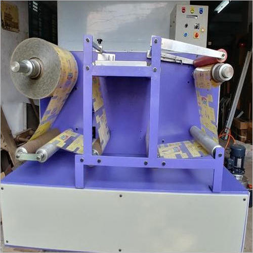 Batch Coding Winder Rewinder Machine