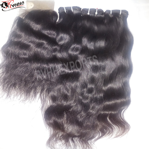 Top Quality Human Hair Frontal And Bundles Human Hair